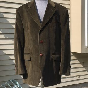 🏆NEW!🏆Chaps Ralph Lauren Sports Coat SZ 42 Short